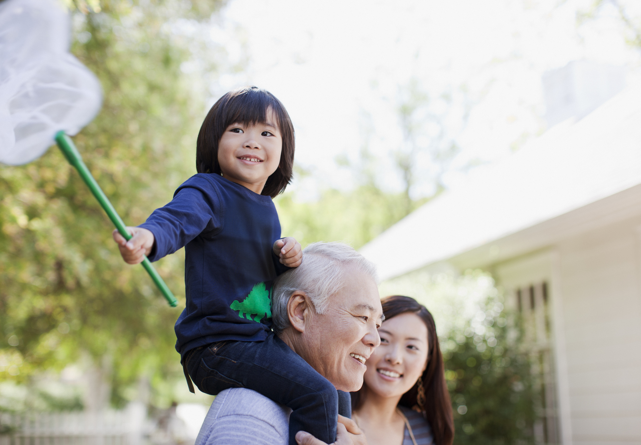 The Important Role Grandparents Play   Parent Cue Blog