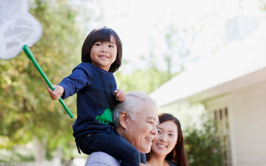 The Important Role Grandparents Play
