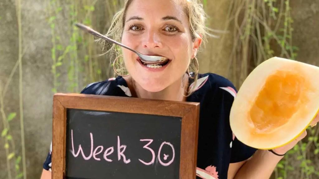 30 weeks pregnant