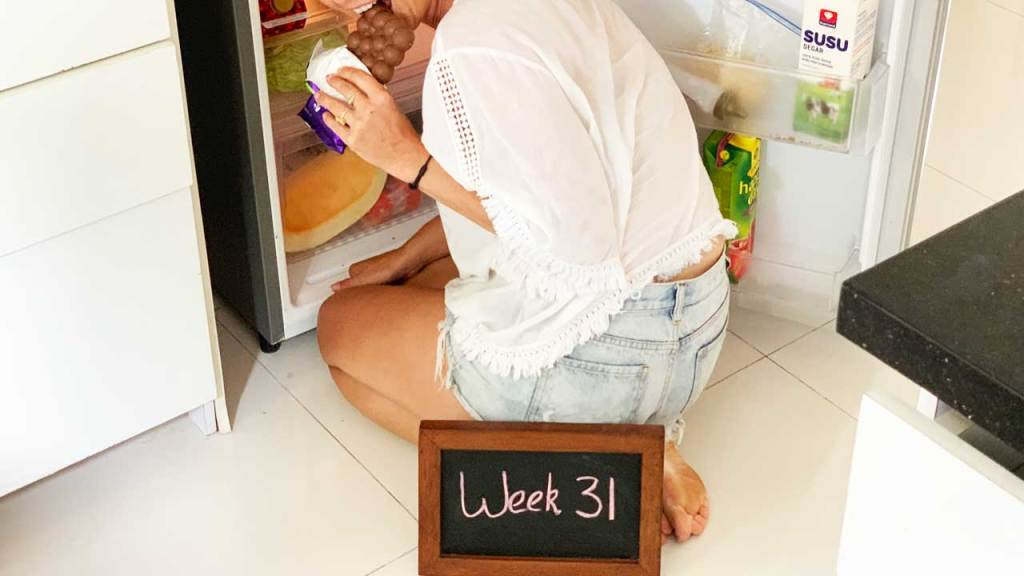 You're 31 Weeks Pregnant: What You Need to Know - The