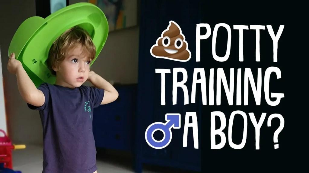how-to-potty-train-a-boy