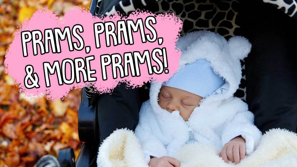 pram for newborn