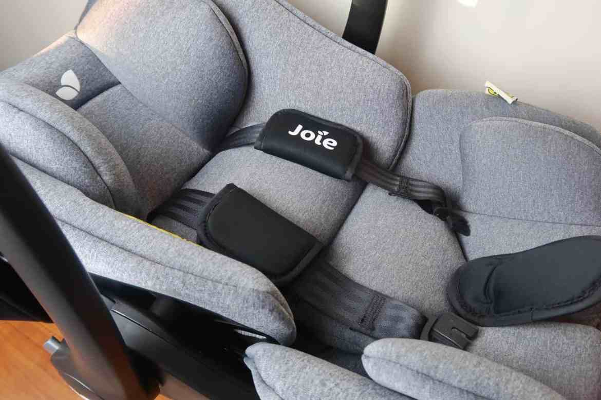 Joie i-Level carseat reclining