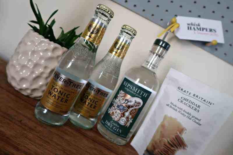 Gin and tonic gift set