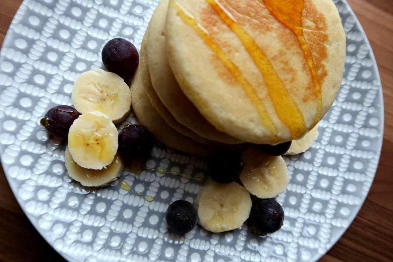 Dietbon pancakes