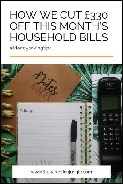 Tips how to cut your bills