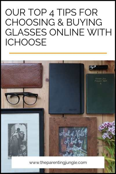 Pinterest iChoose glasses