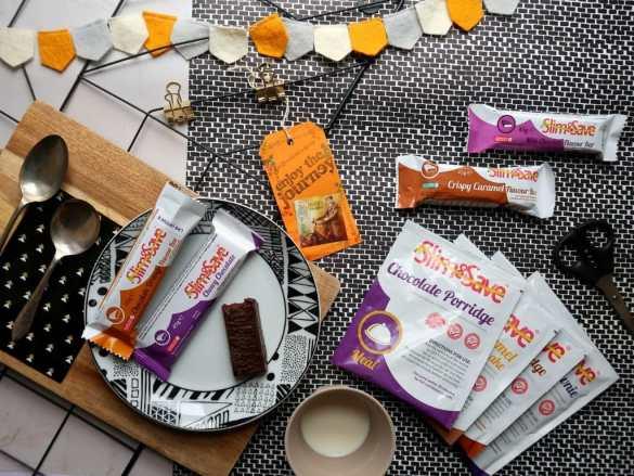 Slim & Save chocolate