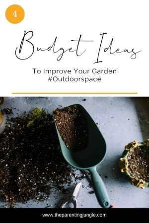 Pinterest Improve your garden pin