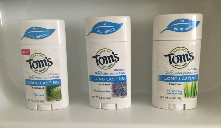 Let's Talk About: Why I Switched to Tom's of Maine Long Lasting Deodorant