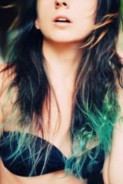hair highlights dye