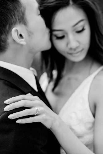 Paris pre wedding testimonial - Orawan & Ken 2