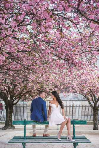 Spring Paris Engagement