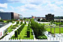 East Side City Park Birmingham