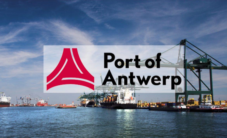 Intro Image Port Of Antwerp