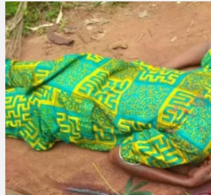 Viewers Discretion: Man Hacked to Death in Imo