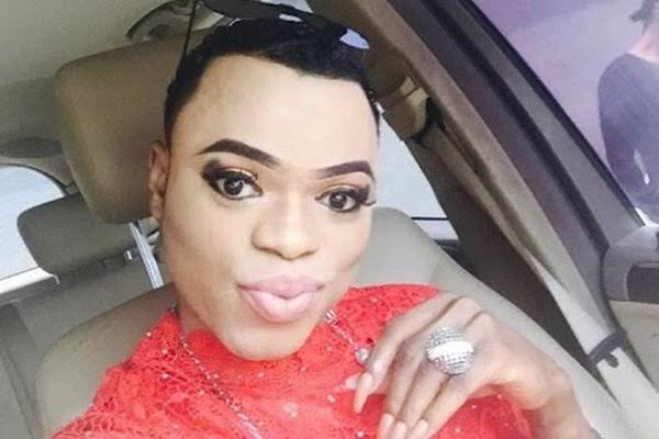 Bobrisky Goes Naked to Advertise Butt Enlargement Product