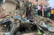 Eight Rescued, Two Die as Building Collapses in Lagos Island