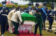 FG Mulls Immortalisation as Arotile was Laid to Rest