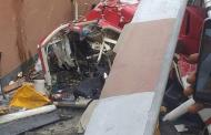 Airline Identifies victims of Lagos helicopter crash