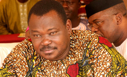 Jimoh Ibrahim Defects to APC, Says he will Kill PDP