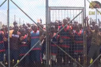 11 Die, 36 Escape in Mass Prison Break