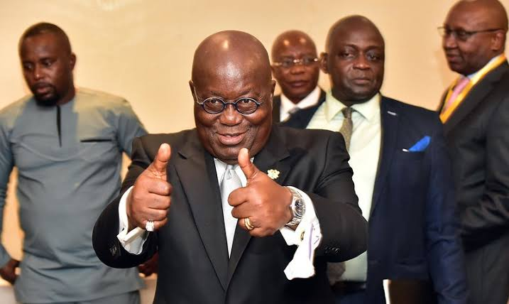 Ghana's President  Attacked as he Boasts of Accomplishments