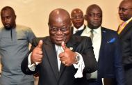 Ghana's President  Attacked as he Boasts of Accomplishments
