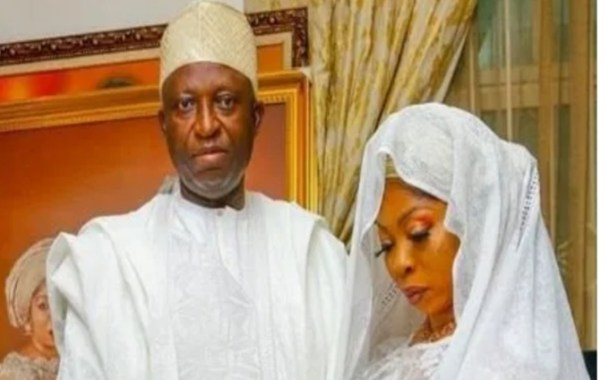 Lagos Commissioner of Police, Odumosu Marries former Permanent Secretary Widow