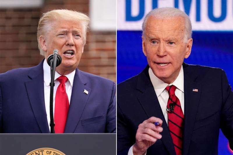 US Election:Trump Insists Biden must take Drug Test before Debate