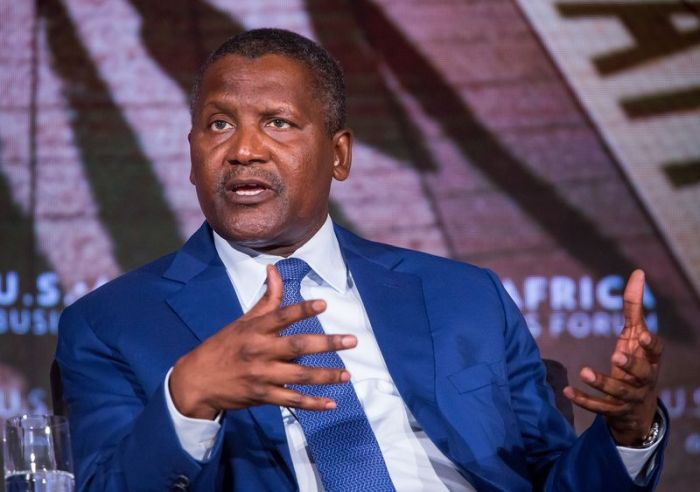 COVID-19: Dangote Lavishes Cash Palliatives, Others on Customers