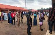 Edo :Violence as Obaseki Arrives Polling Booth
