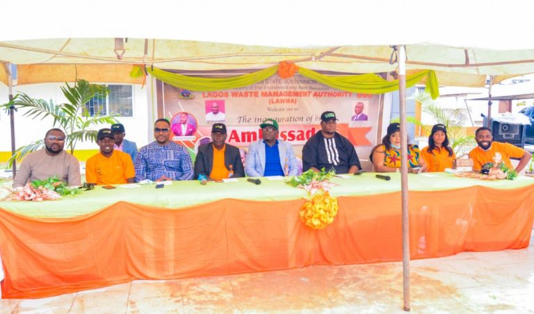 LAWMA Deepens Connection with Residents, Unveils Ambassadors
