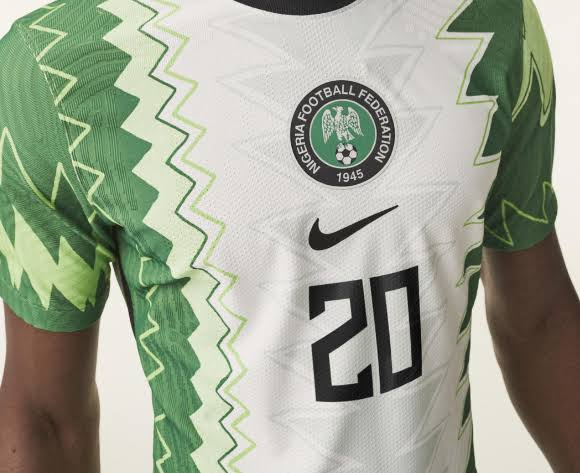 NFF to unveil Eagles new Jerseys