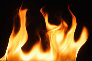 Fury as Landlord Sets Tenant on Fire