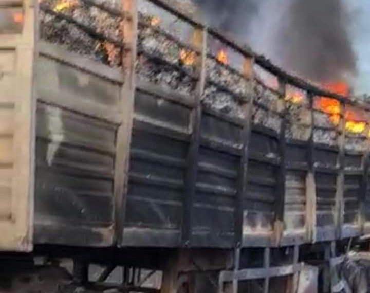 Safety Calls as Tanker Explosion Kills Six