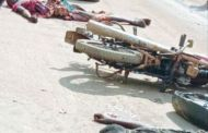Tragedy as Truck Rams into  School Bus, Kills 21