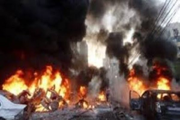 Explosion Rocks Flour Mills Office in Rivers