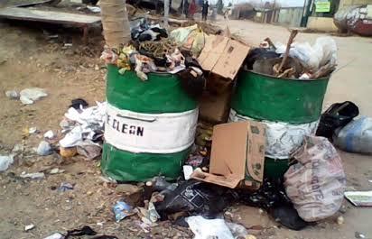 LAWMA Warns against Indiscriminate Waste Dumping