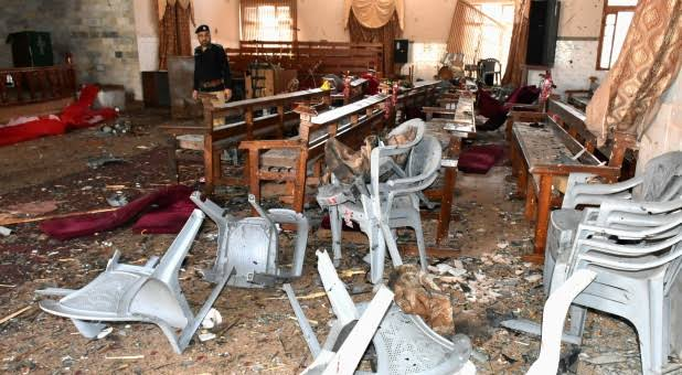 Woman  Beheaded, Three Others Slaughtered in Church Attack