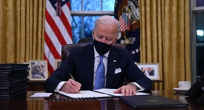 Biden reverses Trump's immigrant visa ban on Nigerians