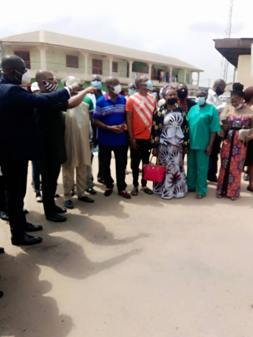 Epe General Hospital Lauds Support from Indigenes