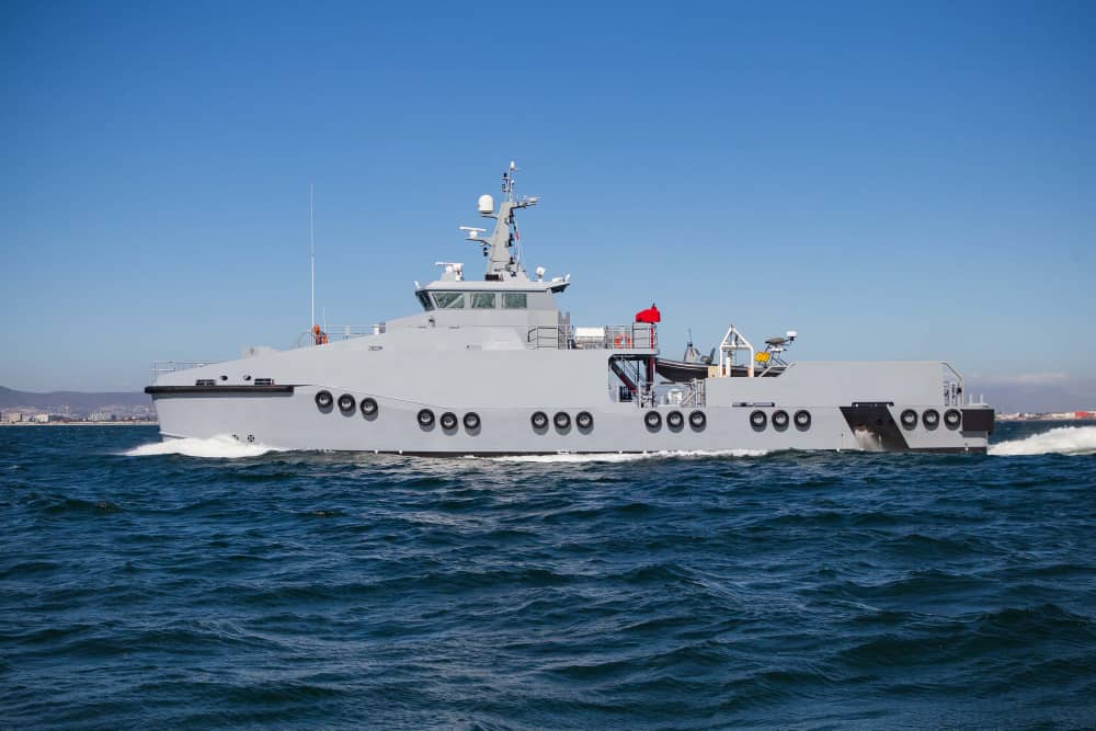 Nautic Africa Announces new 35metre Flagship Vessel