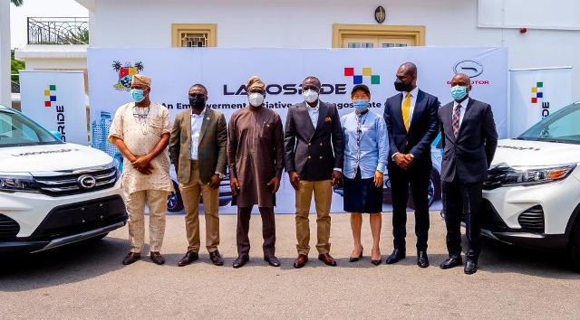Lagos Floats New Ride-Hailing Taxi Scheme