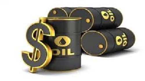 Price of Crude Oil Hits $70