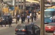 Police, Okada Riders Clash in Lagos