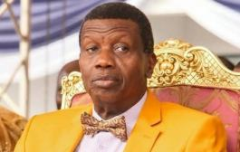 Pst Adeboye Addresses Congregation Hours after Son's Death