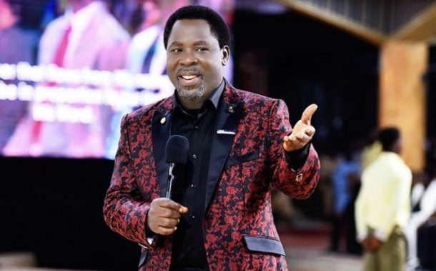 Reactions as TB Joshua Daughter Gives Birth to a Boy