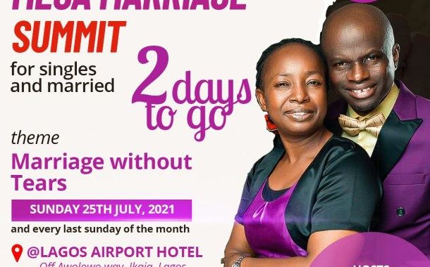Family Booster  holds Mega Marriage Summit  Sunday