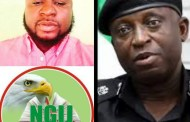 NGIJ President Commiserates with Lagos CP On Mother's Death
